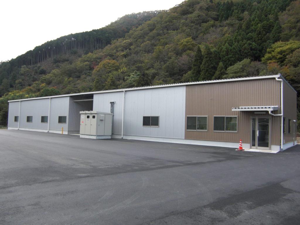 工場新築イメージ
