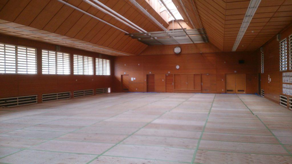 学校耐震工事イメージ