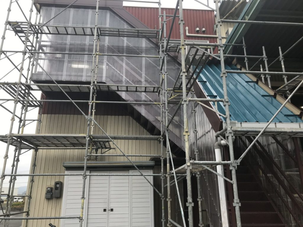 工場改修イメージ